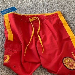 Other - MAUI lifeguard shorts with tag size 34
